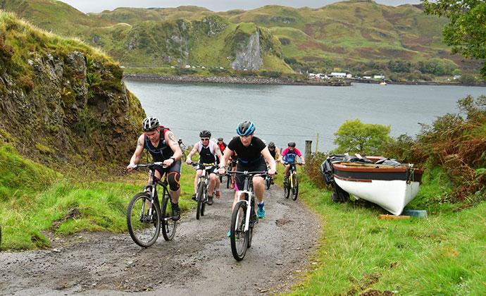 copyright Craggy island triathlon